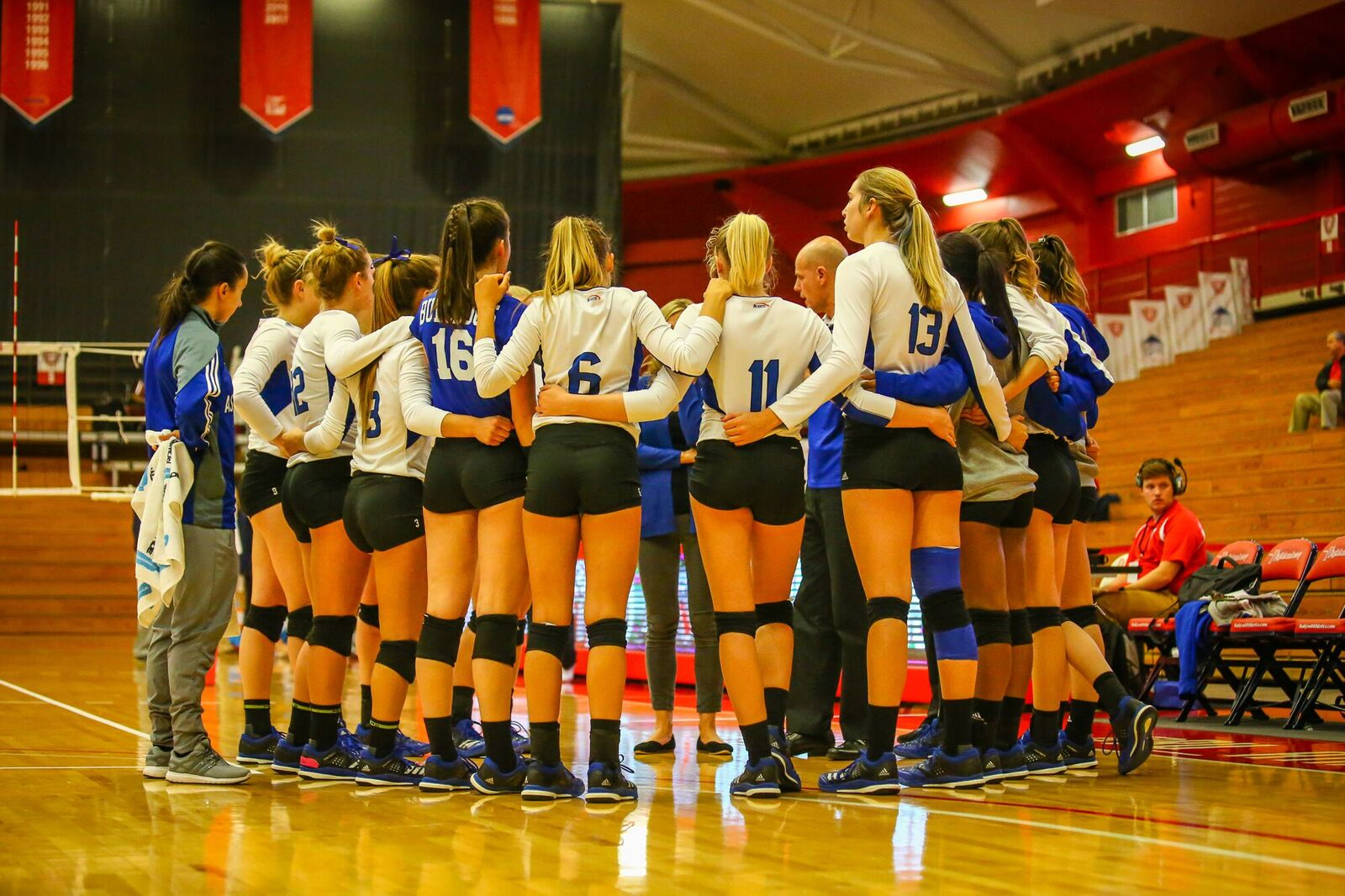 Womens Volleyball UNC Asheville