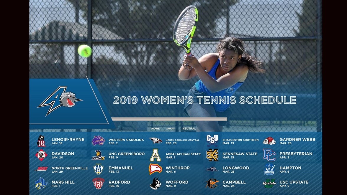 Lenoir County Calendar And Court Dates For January And February 2019 UNC Asheville Women's Tennis Spring Schedule Features 11 Home