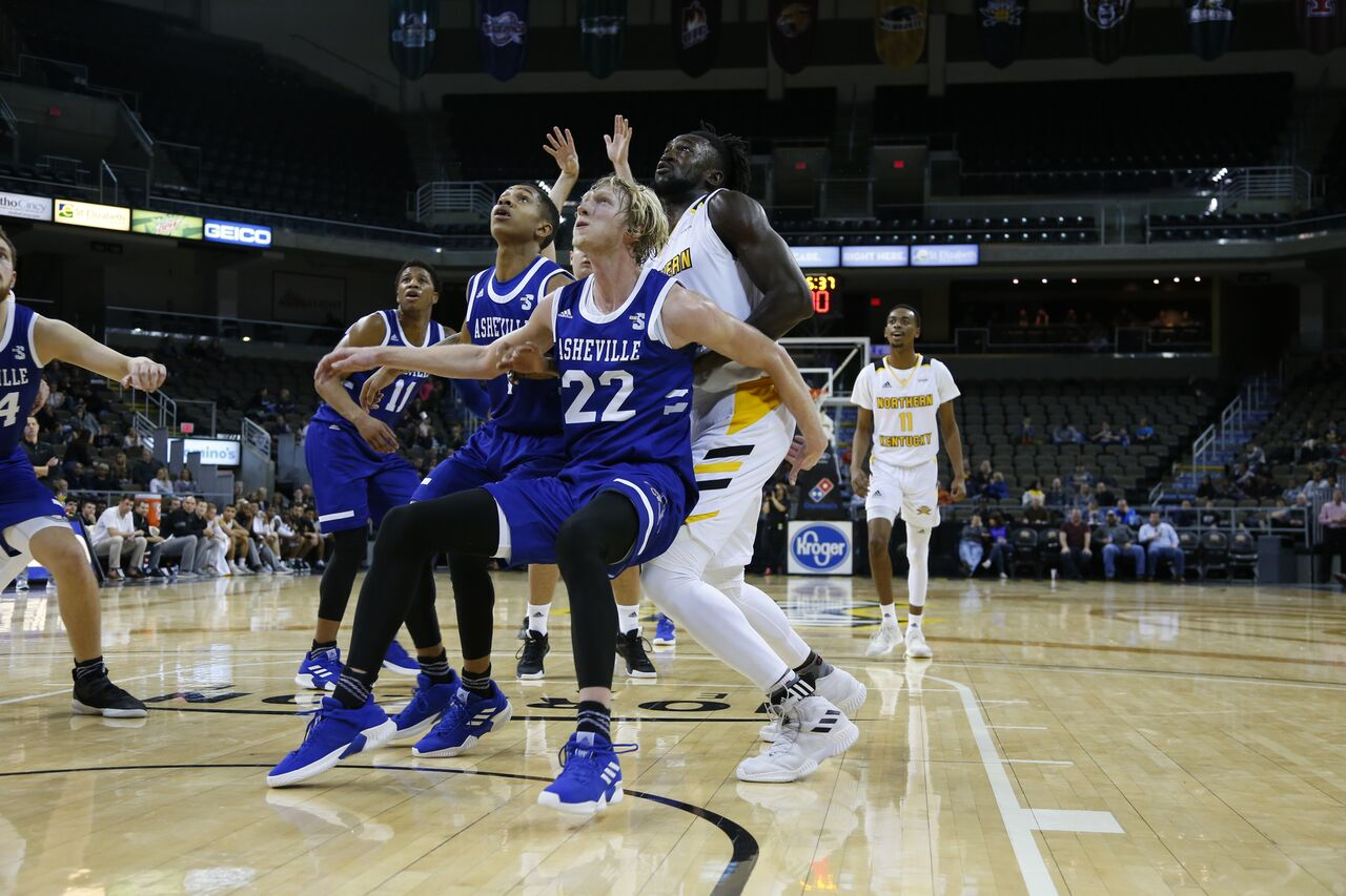 unc asheville men's basketball full 2017-18 schedule now available