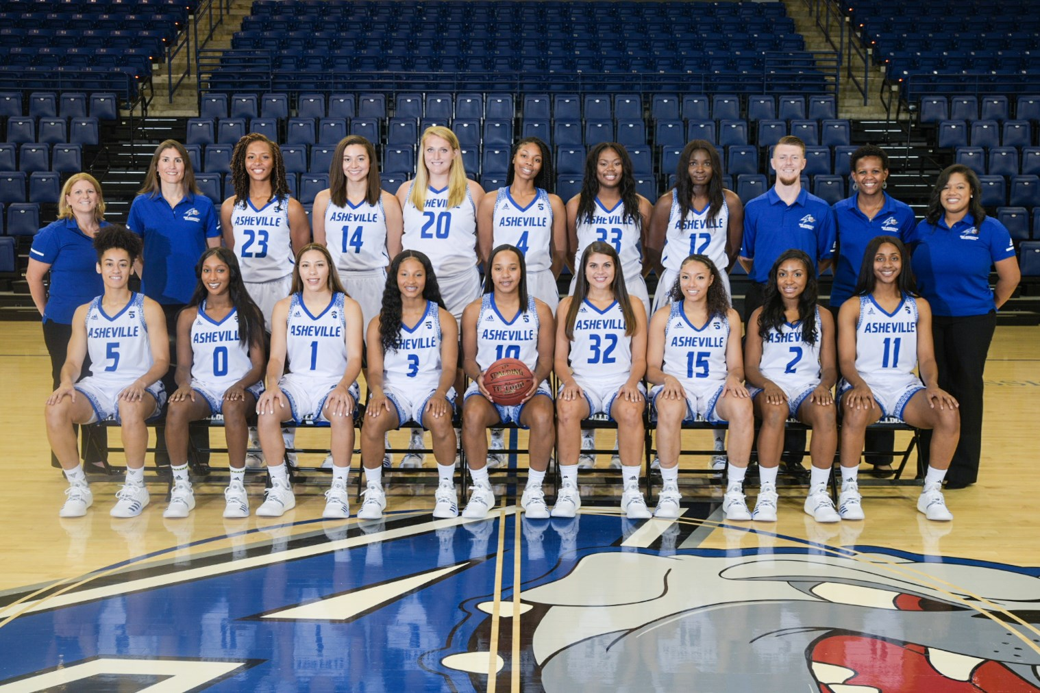 2018 19 women s basketball roster unc asheville athletics