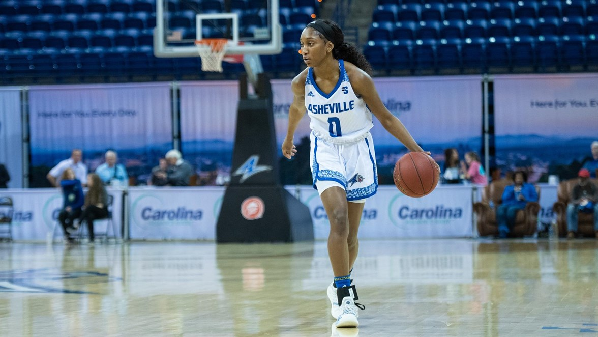 UNC Asheville Women's Basketball Featured by WLOS - UNC Asheville